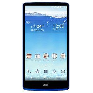 Post thumbnail of au、2014年夏モデル防水 WiMAX 2+ 対応 2K 2560×1440 解像度 5.5インチ LG 製スマートフォン「isai FL LGL24」7月18日発売