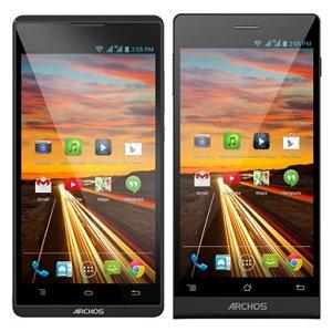 Post Thumbnail of Archos、デュアル SIM 対応の低価格5インチスマートフォン2機種、「Archos 50b Oxygen」と「Archos 50c Oxygen」発表