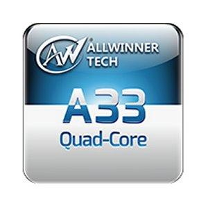 Post thumbnail of Allwinner、タブレット向けクアッドコアプロセッサ Cortex-A7 搭載の低消費電力チップセット「A33」発表、7月より搭載製品登場