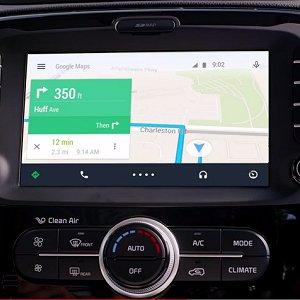 Post Thumbnail of グーグル、自動車向け OS となる Android Auto 概要ページ開設、ユーザーインターフェイスやアプリの説明などを公開