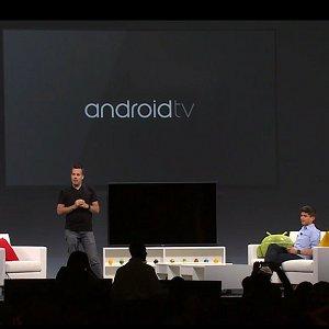 Post thumbnail of グーグル、テレビやセットトップボックス向け新 Android プラットフォーム「Android TV」発表、ソニーやシャープなどが参入