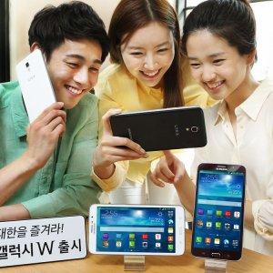 Post thumbnail of サムスン、7インチサイズ音声通話や高速 LTE-A 通信対応のタブレット「Galaxy W」発表、韓国にて6月3日発売