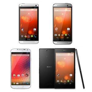 Post thumbnail of グーグル、Google Play Edition モデル「HTC One (M7/M8)」「Galaxy S4」「Xperia Z Ultra」の Android 4.4.3 バージョンアップ開始