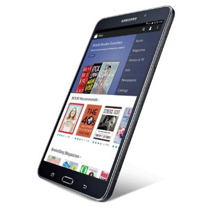 Post thumbnail of 米 Barnes & Noble、サムスンと提携し独自カスタマイズした Android タブレット「Galaxy Tab 4 NOOK」登場、8月20日発売