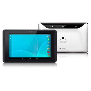 Post Thumbnail of グーグル、世界初 3D マッピング対応 Android タブレット「Project Tango Tablet」登場、開発キット1024ドル(約10万円)情報更新
