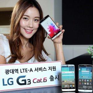 Post thumbnail of LG、2K 解像度 LTE Cat.6 高速通信対応クアッドコアプロセッサ Snapdragon 805 搭載スマートフォン「LG G3 Cat.6」発表