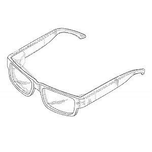 Post thumbnail of グーグル、ウェアブル端末「Google Glass」をよりメガネ(眼鏡)に近いデザインへ?新型デザインの特許が確認される