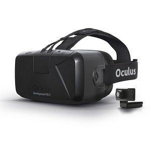 Post thumbnail of ヘッドマウントディスプレイ、VR ヘッドセット「Oculus Rift DK2」はサムスンスマートフォン「Galaxy Note 3」を流用