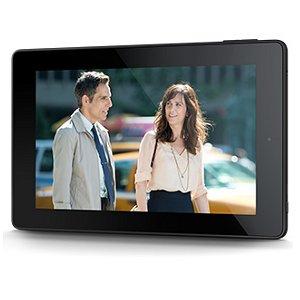 Post thumbnail of Amazon、「Kindle Fire HD 7」をスペックアップ軽量化した2014年モデル「Fire HD 7」発表、価格16,280円より