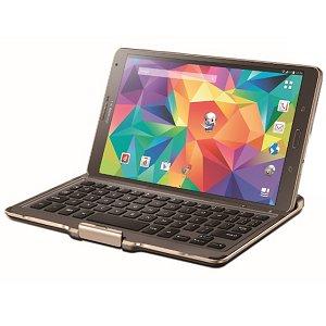 Post thumbnail of ドコモ、キーボードを同梱した LTE 通信対応8.4インチタブレット「Galaxy Tab S 8.4 SC-03G」登場、12月12日発売