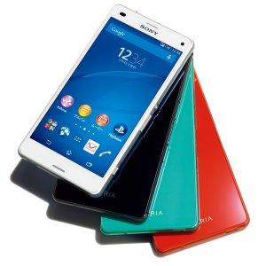 Post thumbnail of ドコモ、コンパクトな手のひらサイズ4.6インチエクスペリアスマートフォン「Xperia Z3 Compact SO-02G」登場、11月12日発売