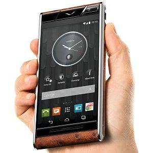 Post Thumbnail of 高級携帯電話ブランドメーカー Vertu より、価格4200ポンド(約75万円)からの LTE 通信対応スマートフォン「Vertu Aster」発表