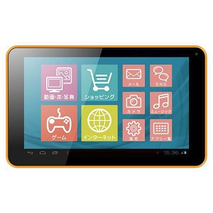 Post thumbnail of ドン・キホーテ、7インチサイズ 激安5,980円の Android タブレット「カンタン Pad (感嘆パッド)」登場、11月5日発売