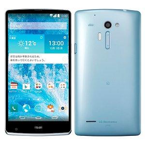 Post thumbnail of au、大画面 5.5インチ 2K 解像度 VoLTE や防水防塵対応のスマートフォン「isai VL LGV31」登場、12月12日発売