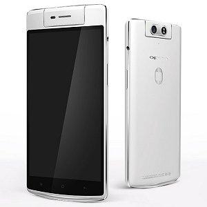 Post thumbnail of OPPO、角度調整可能な回転するカメラや指紋認証センサーを搭載した5.5インチスマートフォン「OPPO N3」発表