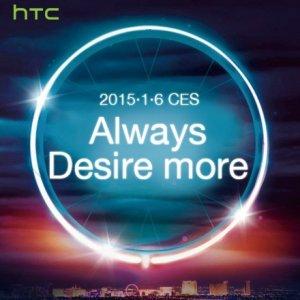 Post Thumbnail of HTC、2015年1月6日午前10時より米国ラスベガスで CES 2015 プレスカンファレンス開催、新型 Desire スマートフォンなど発表予定
