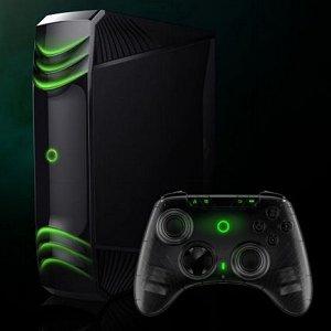 Post thumbnail of 中国 Snail Games、Tegra K1 プロセッサ RAM 4GB 搭載 Xbox のような Android ゲーミング端末「OBox」発表