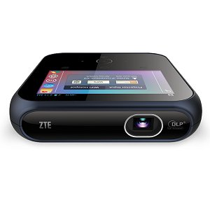 Post thumbnail of ZTE、120インチまで投映可能 Android 搭載の小型プロジェクター「SPRO」登場、価格399ドル(約48,000円)