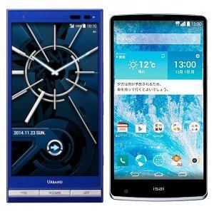 Post thumbnail of au、スマートフォン「URABNO V01」と「isai VL LGV31」に対しシンクコールの新機能を追加するアップデートを1月29日開始
