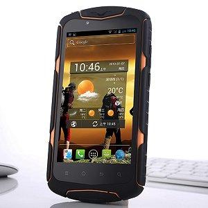 Post thumbnail of 5800mAh バッテリー搭載、車で踏んでも大丈夫な耐衝撃、防水防塵対応の5インチタフネススマートフォン「No.1 X-Men X1」登場