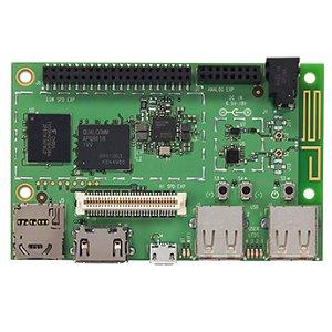 Post thumbnail of Qualcomm、64bit 対応クアッドコアプロセッサ Snapdragon 410 搭載のクレジットカードサイズ開発ボード「DragonBoard 410c」発表