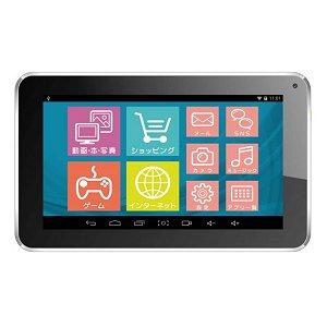 Post thumbnail of ドン・キホーテ、7インチサイズ 激安 Android タブレット第2弾「カンタン Pad 2 (感嘆パッド)」登場、価格6,980円で3月9日発売