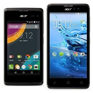 Post thumbnail of Acer、低価格89ユーロ(約12,000円)からのエントリーモデルスマートフォン2機種「Liquid Z220」「Liquid Z520」発表