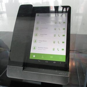 Post thumbnail of Acer、Android 搭載の卓上固定型電話「abTouchPhone」開発中