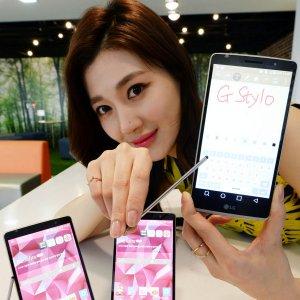 Post Thumbnail of LG、スタイラスペン内蔵の大型5.7インチスマートフォン「LG G Stylo」発表、価格50万ウォン(約55,000円)