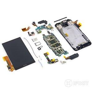 Post Thumbnail of HTC 製スマートフォン「HTC One M9」分解レポート
