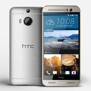 Post thumbnail of HTC、物理ホームキーに指紋認証センサー搭載 5.2インチ 2K 解像度スマートフォン「HTC One M9 Plus」発表