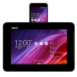 Post thumbnail of ASUS、生活防水や耐衝撃対応の5インチ Full-HD スマートフォンと9インチタブレットが合体する「PadFone S Plus」発表