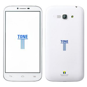 Post thumbnail of トーンモバイル、日本を変えるTのスマートフォン「TONE」を5月5日よりツタヤで発売、端末代金込みで月額2,000円から運用可能