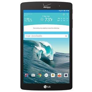 Post thumbnail of LG、Verizon 向け未発表タブレット「LG G Pad X」情報リーク