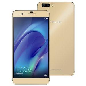Post thumbnail of 楽天モバイル、国内独占ファーウェイ製 5.5インチスマートフォン「honor6 Plus」取扱開始、価格45,800円で6月10日発売
