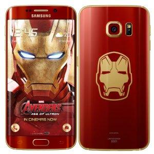 Post thumbnail of サムスン、マーベル「アイアンマン」コラボレーションモデルスマートフォン「Galaxy S6 edge Iron Man Limited Edtion」発表