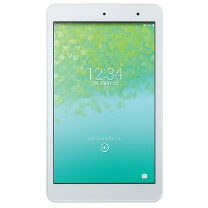 Post thumbnail of au、Android 5.1 搭載 LTE WiMAX 2+ 通信や防水防塵対応の8インチタブレット「Qua tab 01 (KYT31)」登場、7月24日発売