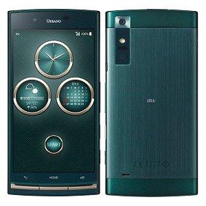 Post thumbnail of au、Android 5.1 ソニックレシーバー搭載メタルボディの耐衝撃対応タフネススマートフォン「URBANO V02」登場、7月18日発売