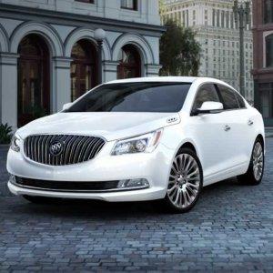 Post thumbnail of 米国メーカー Buick、自動車「LaCrosse」と「Regal」の2016年モデルに Android Auto 搭載インフォメーションシステム採用へ