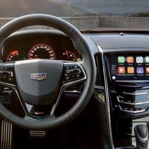 Post thumbnail of GM、2016年モデル「キャデラック」に Android Auto と Apple Carplay 対応のインフォテイメントシステム搭載へ