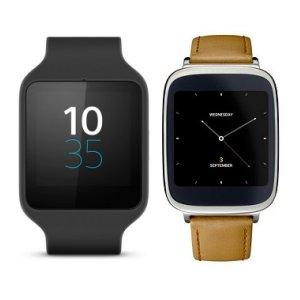 Post Thumbnail of DMM.com、ウェアラブル端末「Sony SmartWatch 3」「ASUS ZenWatch」レンタル開始、2日レンタルで3,040円から