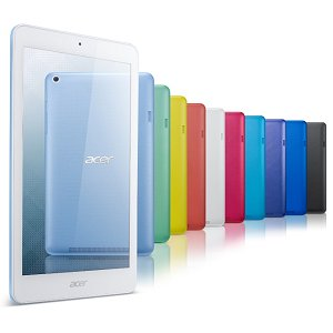 Post thumbnail of Acer、エントリーモデルタブレット2機種、7インチ「 Iconia One 7 (B1-760HD)」と8インチ「 Iconia One 8 (B1-830)」発表