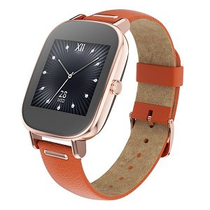 Post thumbnail of ASUS、同社2機種目となる Android Wear 搭載スマートウォッチ「ZenWatch 2」登場、側面に物理ボタン搭載で2サイズ用意