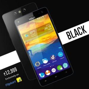 Post thumbnail of インド XOLO、撮影後のピント調整可能 デュアルカメラ搭載 5.5インチスマートフォン「Black」登場、価格12999ルピー(約25,000円)