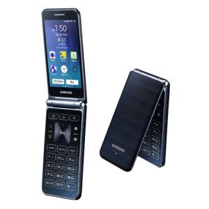 Post thumbnail of サムスン、Android 5.1 クアッドコアプロセッサ搭載 LTE 通信対応の二つ折りスマートフォン「Galaxy Folder」発表、3G モデルも用意