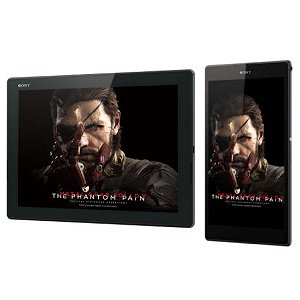 Post thumbnail of ソニー、メタルギアとコラボしたエクペリアタブレット「Xperia Tablet METAL GEAR SOLID V: THE PHANTOM PAIN Edition」発表