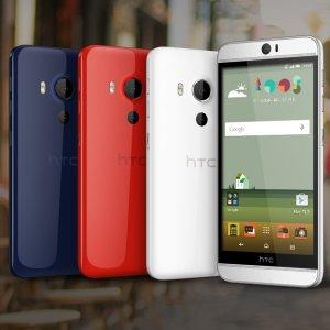 Post thumbnail of HTC、防水対応 2020万画素 DUO カメラやデュアルフロントスピーカー搭載 5.2インチスマートフォン「HTC Butterfly 3」発表
