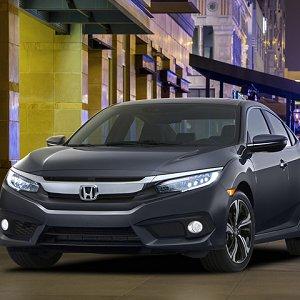Post thumbnail of ホンダ、自動車 2016年モデル「Civic (シビック)」より Android Auto サポート、対応車載システム搭載へ、日本でも発売