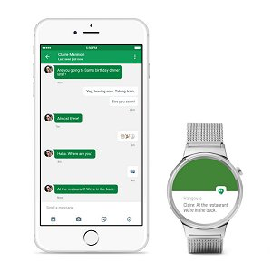 Post thumbnail of グーグル、Android Wear 端末が iOS (iPhone 5, 5c, 5s, 6, 6 Plus) に対応、操作や連携を可能にする専用アプリ提供開始