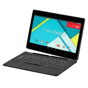 Post thumbnail of 米 E FUN、Verizon 4G LTE 通信対応タブレット2機種「Nextbook Ares 8L, 10L」発表、価格149ドル(約18,000円)より